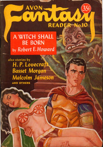 Avon Fantasy Reader Number 10