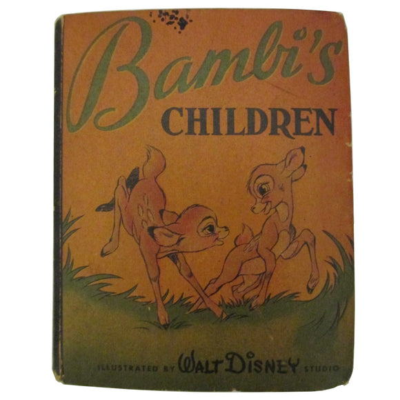 Better Little Book: Bambi's Children