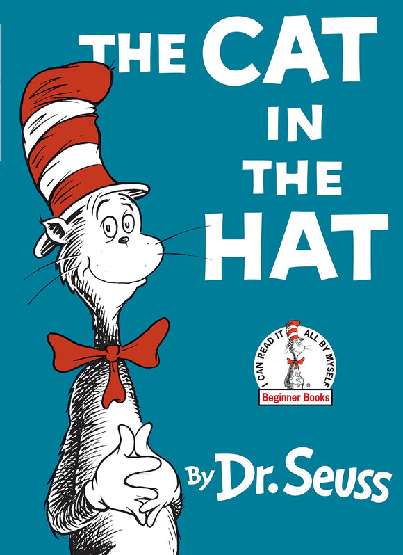 CAT IN THE HAT DR SEUSS
