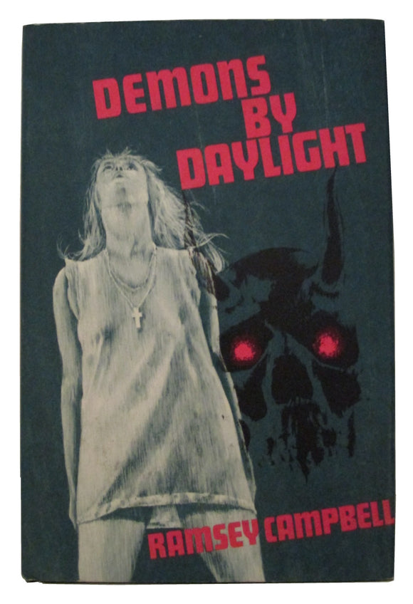 Demons by Daylight by Ramsey Campbell
