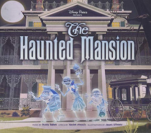 DISNEY PARKS PRESENTS HC HAUNTED MANSION