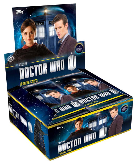 TOPPS 2015 DR WHO T/C PACK