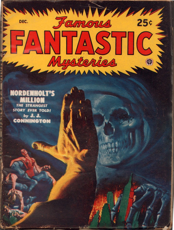 Famous Fantastic Mysteries Volume 10 Number 2
