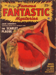 Famous Fantastic Mysteries Volume 10 Number 3