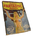 Famous Fantastic Mysteries Volume 10 Number 4