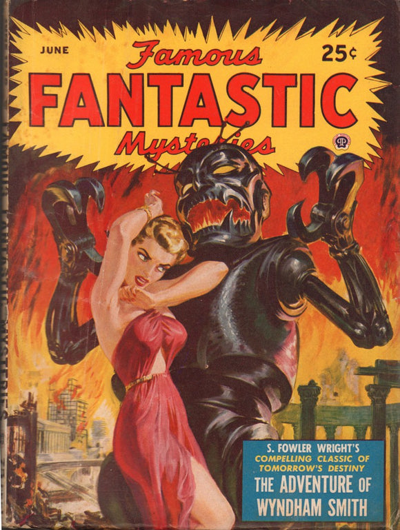 Famous Fantastic Mysteries Volume 11 Number 5