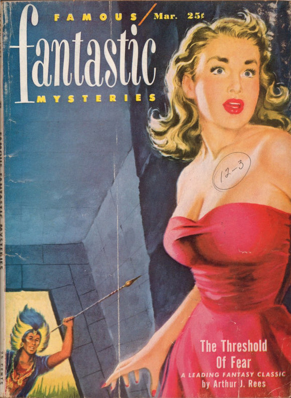 Famous Fantastic Mysteries Volume 12 Number 3