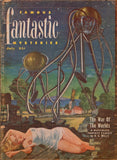 Famous Fantastic Mysteries Volume 12 Number 5