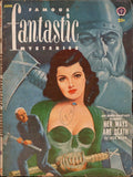 Famous Fantastic Mysteries Volume 13 Number 4