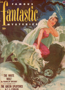 Famous Fantastic Mysteries Volume 13 Number 5