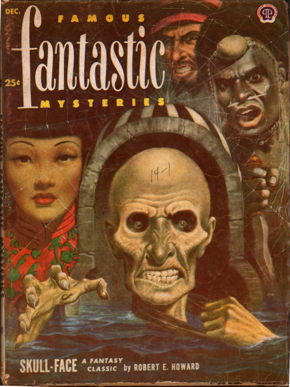 Famous Fantastic Mysteries Volume 14 Number 1