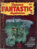 Famous Fantastic Mysteries Volume 9 Number 4