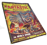 Famous Fantastic Mysteries Volume 9 Number 5