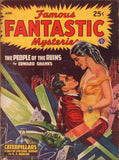 Famous Fantastic Mysteries Volume 8 Number 5