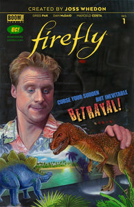 Firefly #1 EC Exclusive Variant - Adam Riches