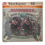 Guinness Book of World Records Sealed View-Master Vintage