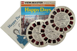 Happy Days View-Master Vintage