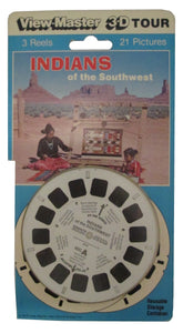 Indians of the Southwest View-Master Vintage