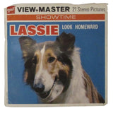 Lassie Look Homeward View-Master Vintage