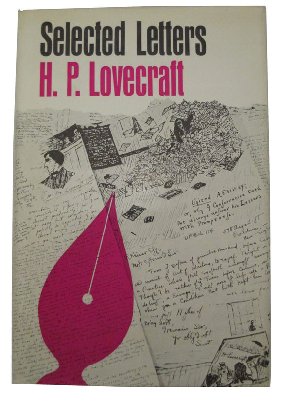 Selected Letters II. by H. P. Lovecraft