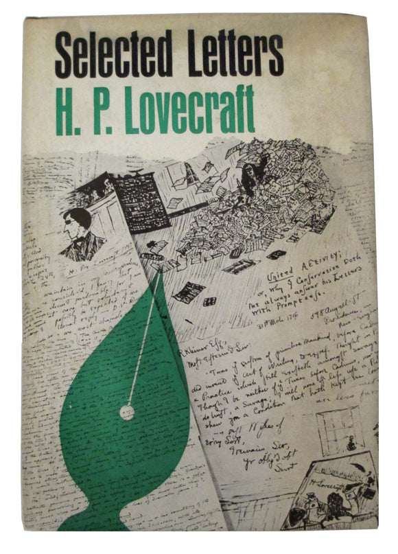 Selected Letters III. by H. P. Lovecraft
