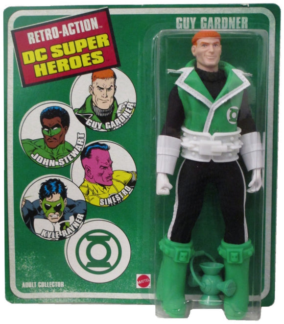 WORLDS GREATEST DC HEROES GUY GARDNER RETRO AF 8IN