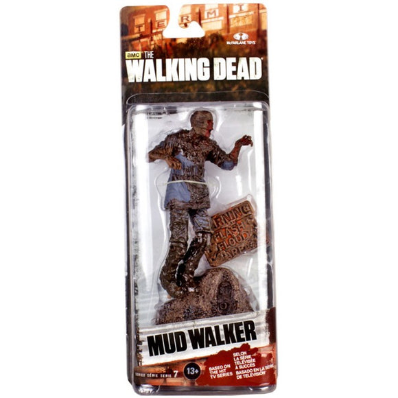 WALKING DEAD TV SERIES 7 MUD WALKER AF
