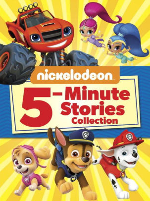 NICKELODEON 5 MINUTE STORIES