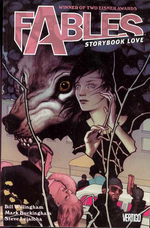 FABLES TP VOL 03 STORYBOOK LOVE - Books