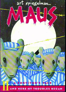 Maus Survivors Tale Tp Vol 02