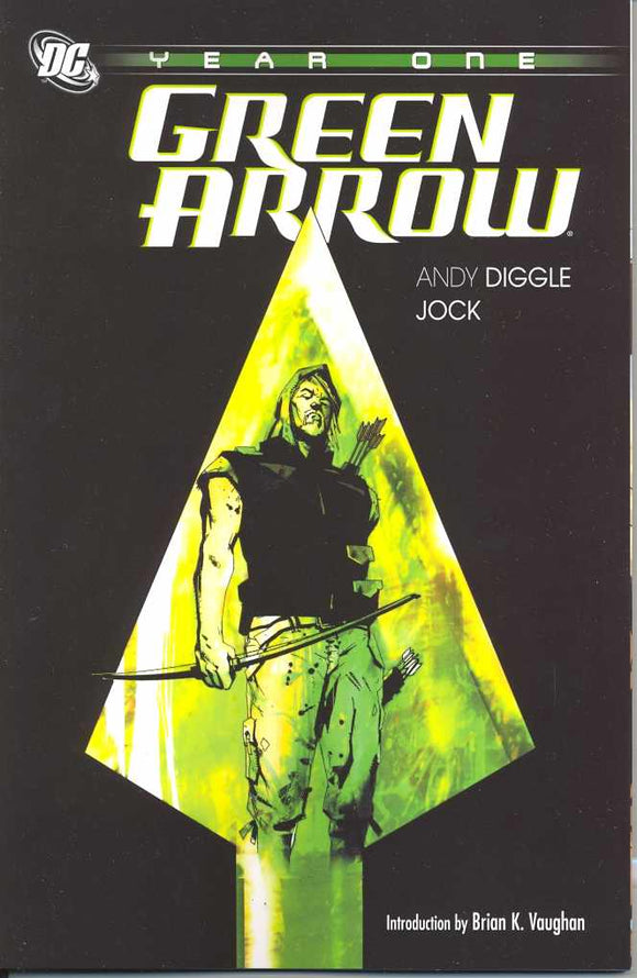 GREEN ARROW YEAR ONE TP - Books