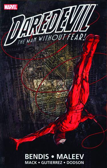 Daredevil By Bendis & Maleev Tp Ult Coll Book 01