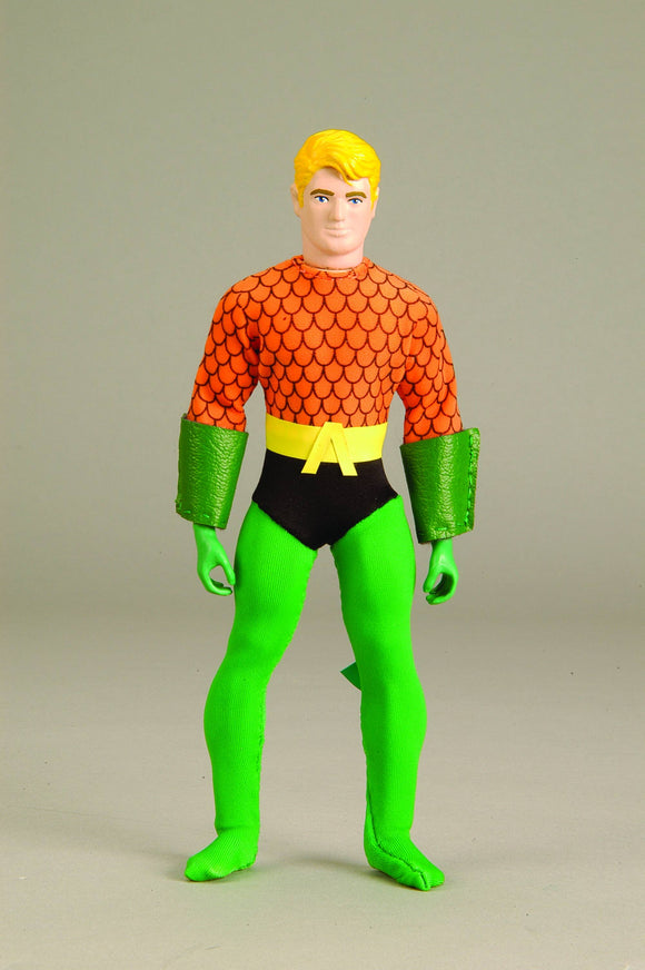 WORLDS GREATEST DC HEROES AQUAMAN RETRO AF 8IN - Toys and Models