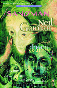 SANDMAN TP VOL 03 DREAM COUNTRY - Books