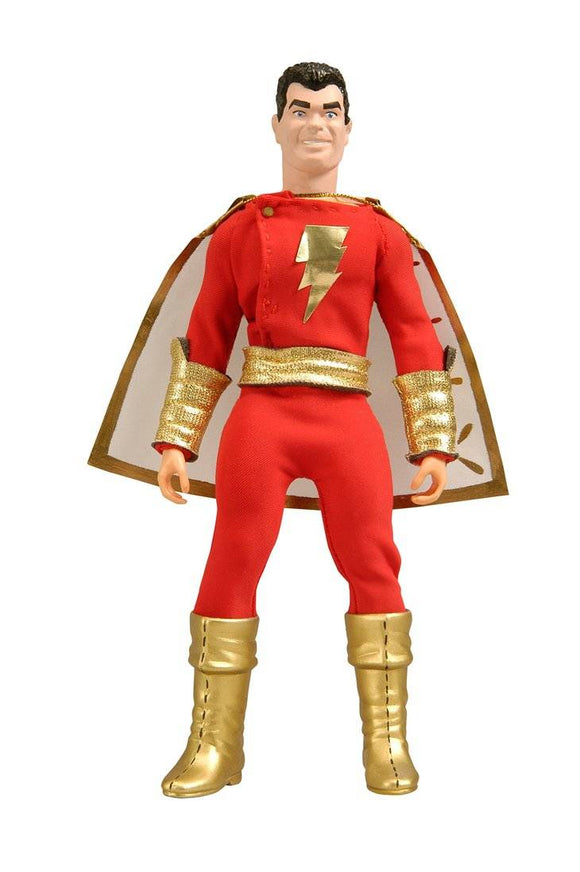 WORLDS GREATEST DC HEROES SHAZAM RETRO AF 8IN - Toys and Models