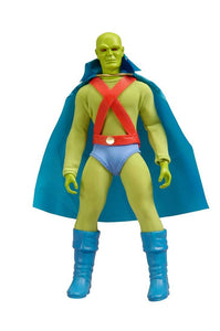 WORLDS GREATEST DC HEROES MARTIAN MANHUNTER RETRO AF 8IN - Toys and Models