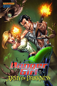 Danger Girl Army Of Darkness Tp