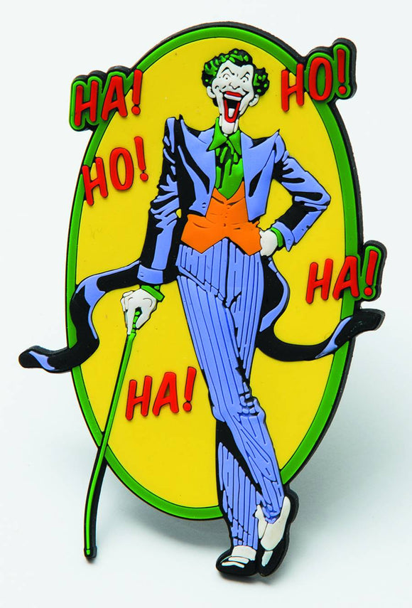 DC MEGA MAGNETS JOKER MAGNET - Toys and Models