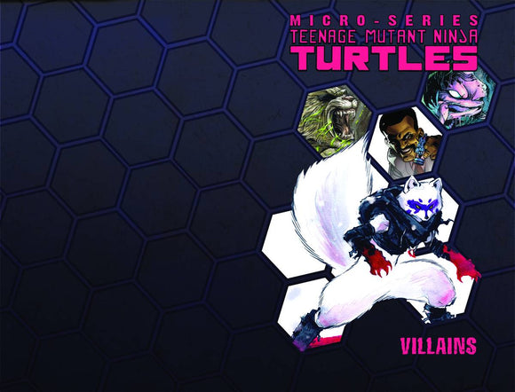 Tmnt Villain Microseries Tp Vol 01