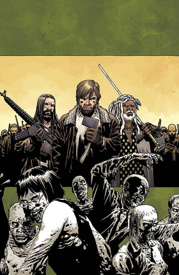 Walking Dead Tp Vol 19 March To War