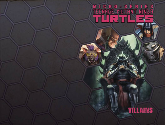 Tmnt Villain Microseries Tp Vol 02