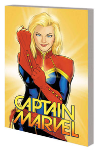 Captain Marvel Tp Vol 01 Higher Further Faster More