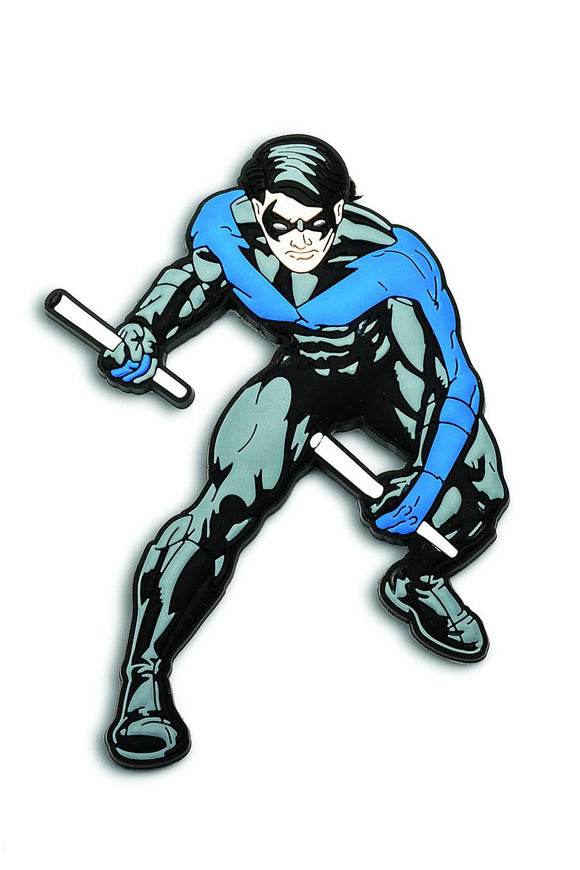 DC MEGA MAGNETS NIGHTWING MAGNET - Toys and Models