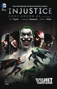 INJUSTICE GODS AMONG US YEAR 1 COMPLETE COLL TP - Books