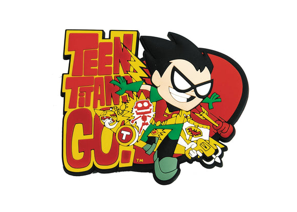 DC MEGA MAGNETS TEEN TITANS GO ROBIN MAGNET - Toys and Models