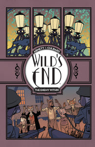 Wilds End Tp Vol 02 Enemy Within