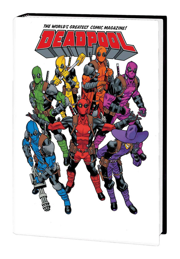 Deadpool Worlds Greatest Hc Vol 01