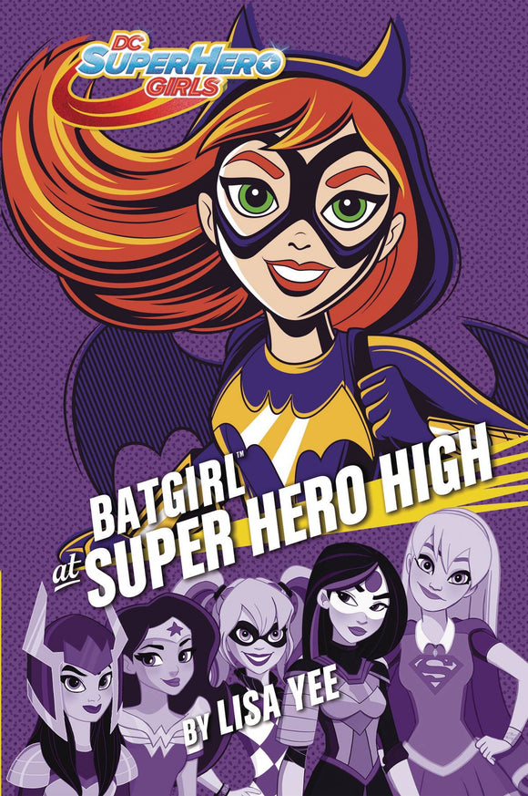 Dc Super Hero Girls Yr Hc 03 Batgirl At Super Hero High