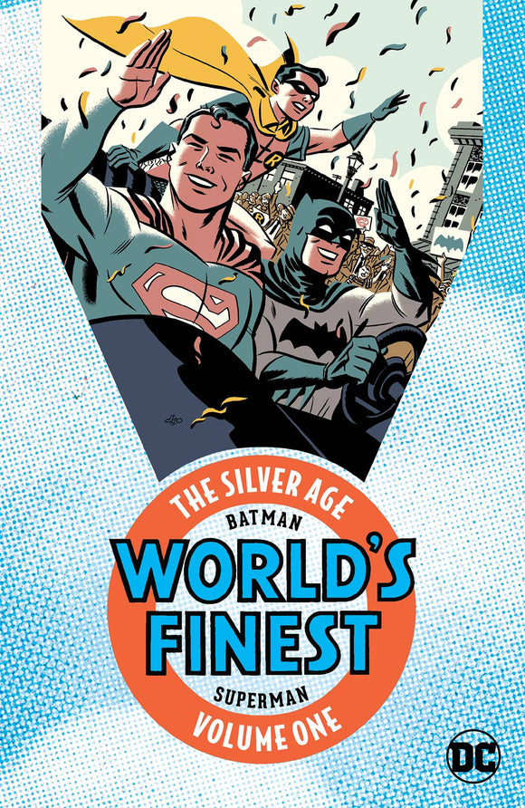 BATMAN & SUPERMAN IN WORLDS FINEST TP VOL 01 THE SILVER AGE - Books