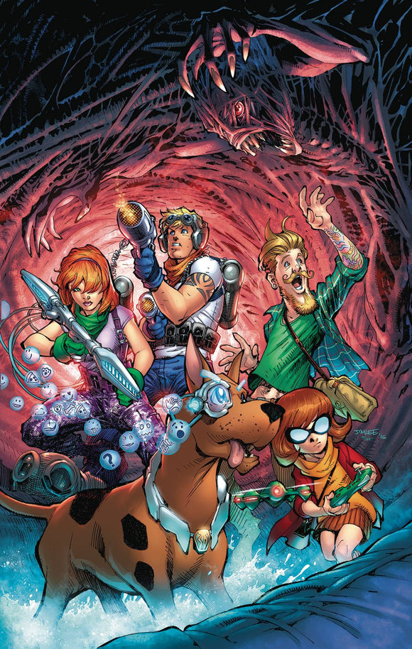 SCOOBY APOCALYPSE TP VOL 01 - Books
